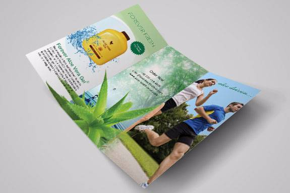 Brochures, Catalogs and Media Kits Design Services