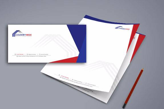 Letterheads and Envelopes Design Services