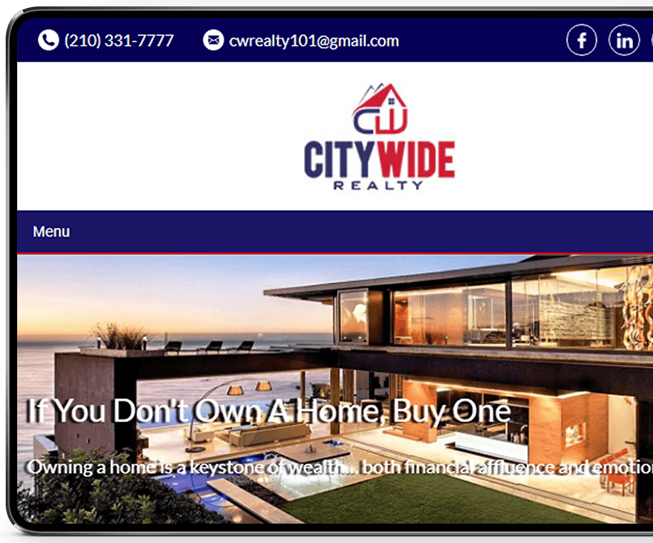 Frontend Member/Agent Registration & Blogging for Cw Realty