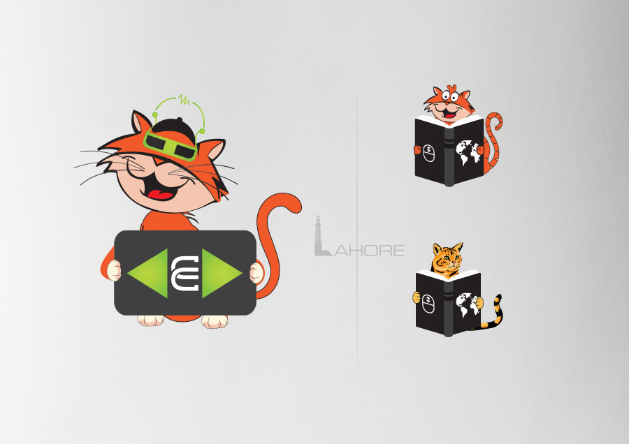Chapter Cat Designs
