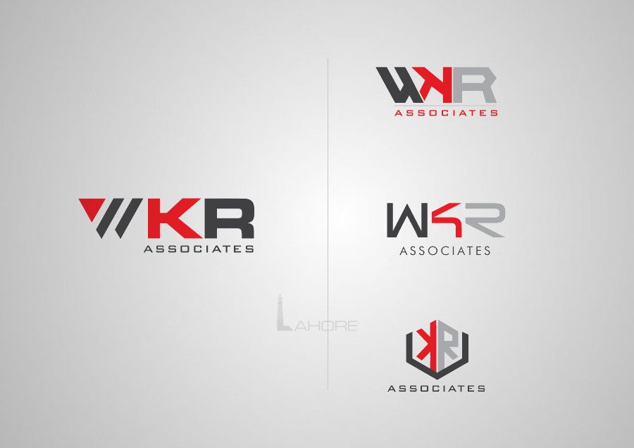 WKR Logo Design for Fire Protection Company