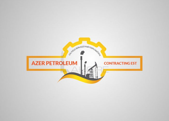 Logo Design for Azer Petroleum Design