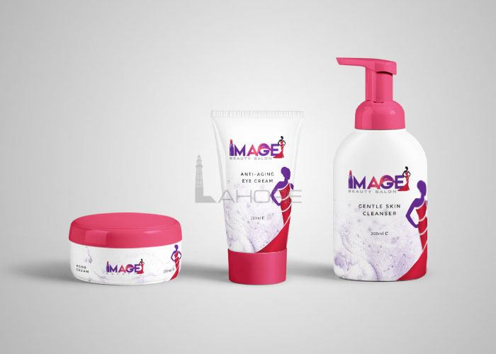 Beauty Salon Logo Design & Complete Branding Design