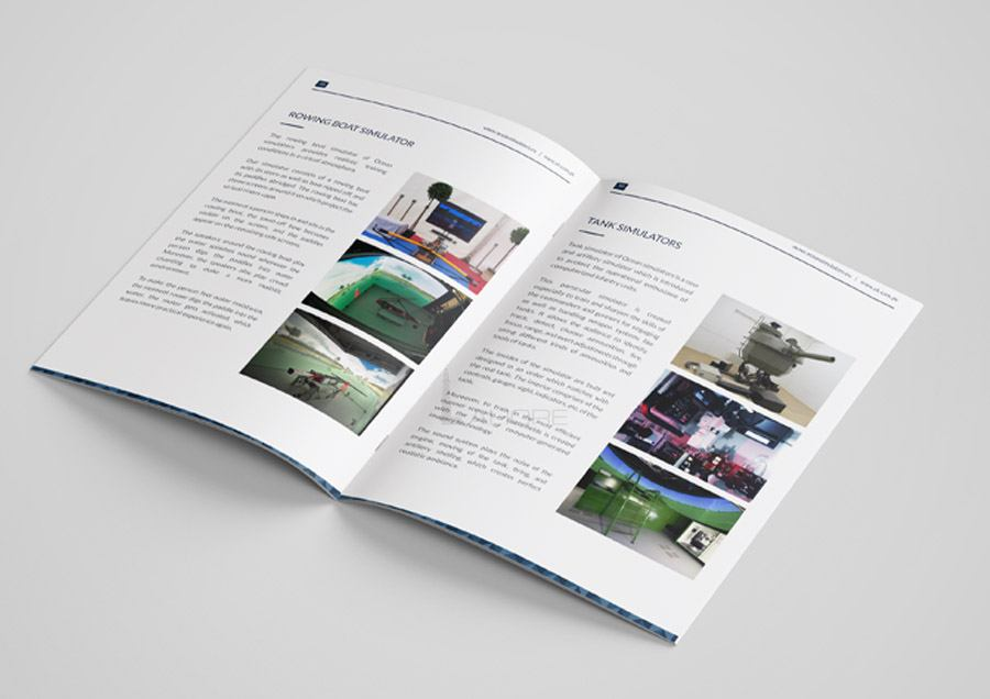 Modern Corporate Brochure Templates