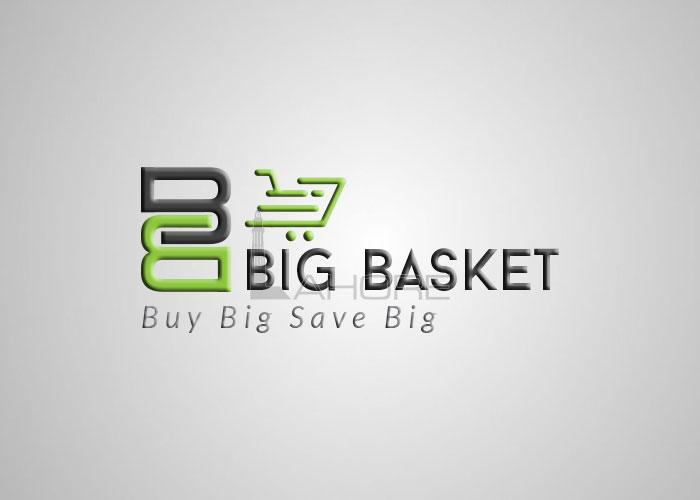 Logo Design Service for Big Basket Design