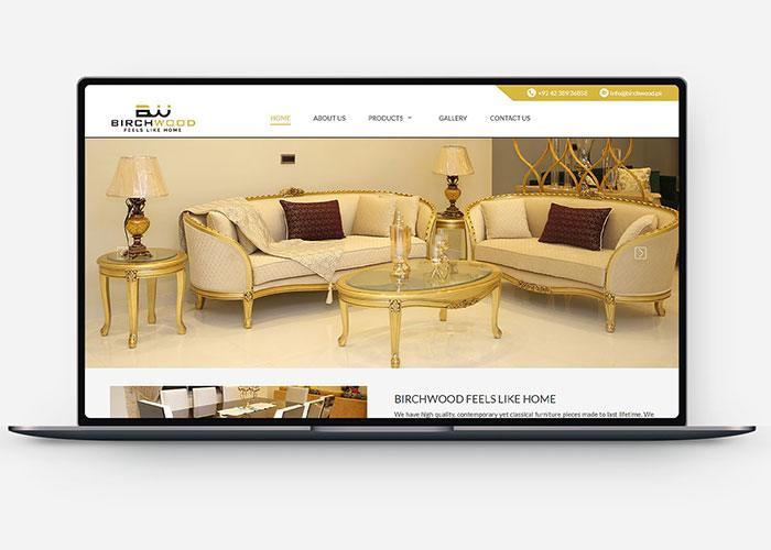 Woodworks Website Design & Development Design
