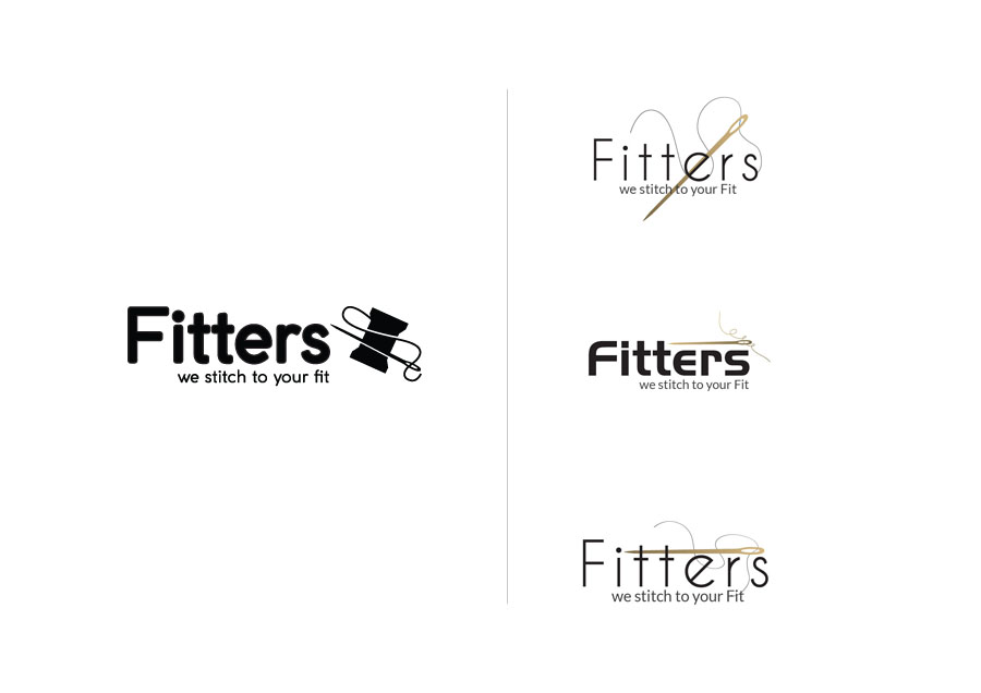 Fitters Logo Design