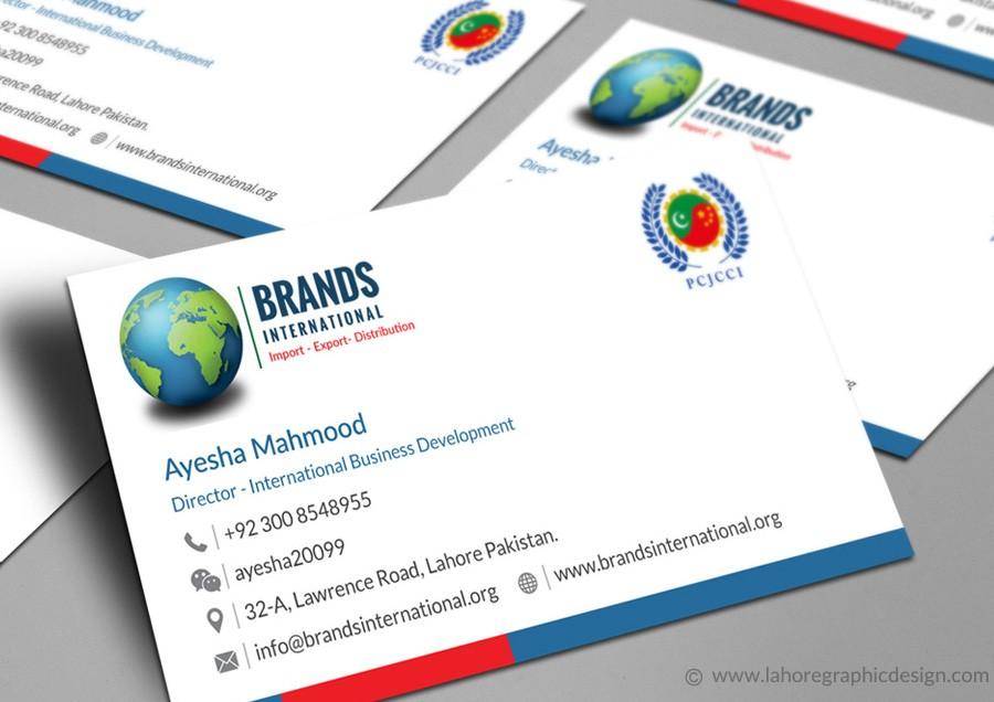 Brands International Design