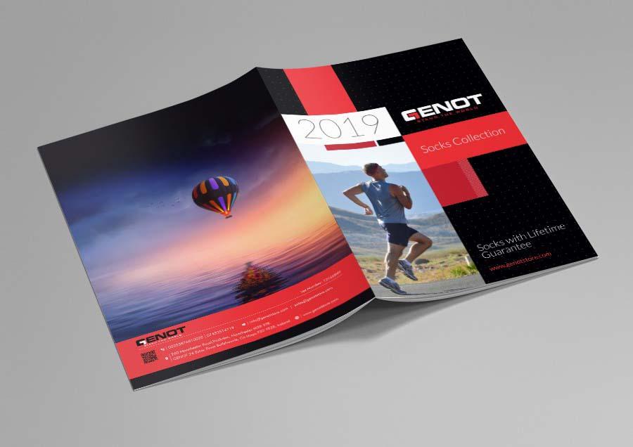Genot Catalog Design Last Page