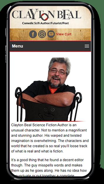 Mobile-Friendly & User-Friendly online Book Store Development