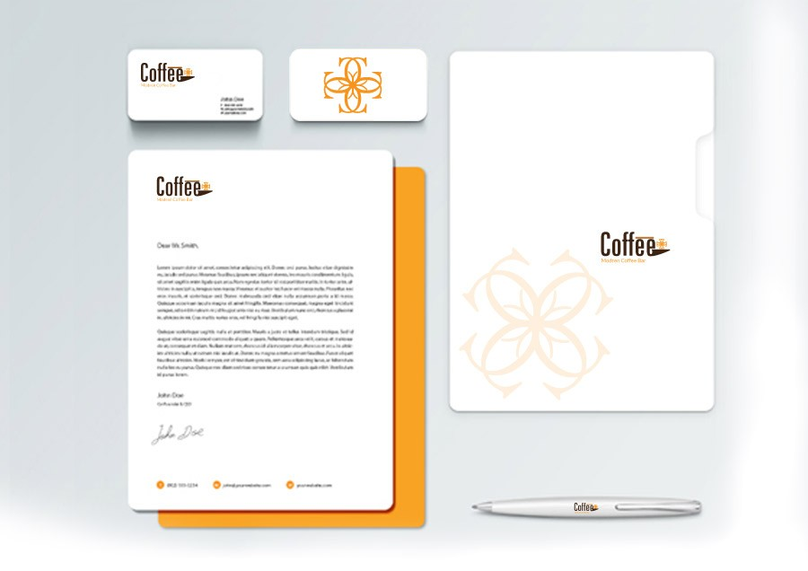 Coffee Shop Branding Design