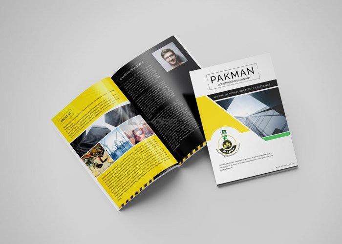 Pakman Design