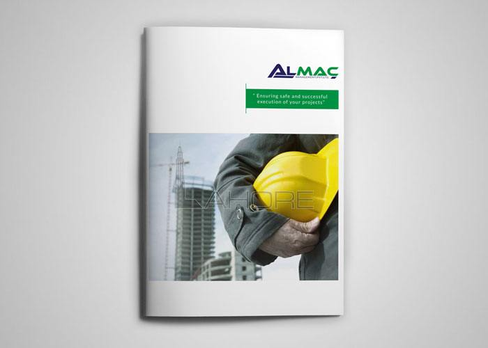 Catalog Design for Almac Construction Design