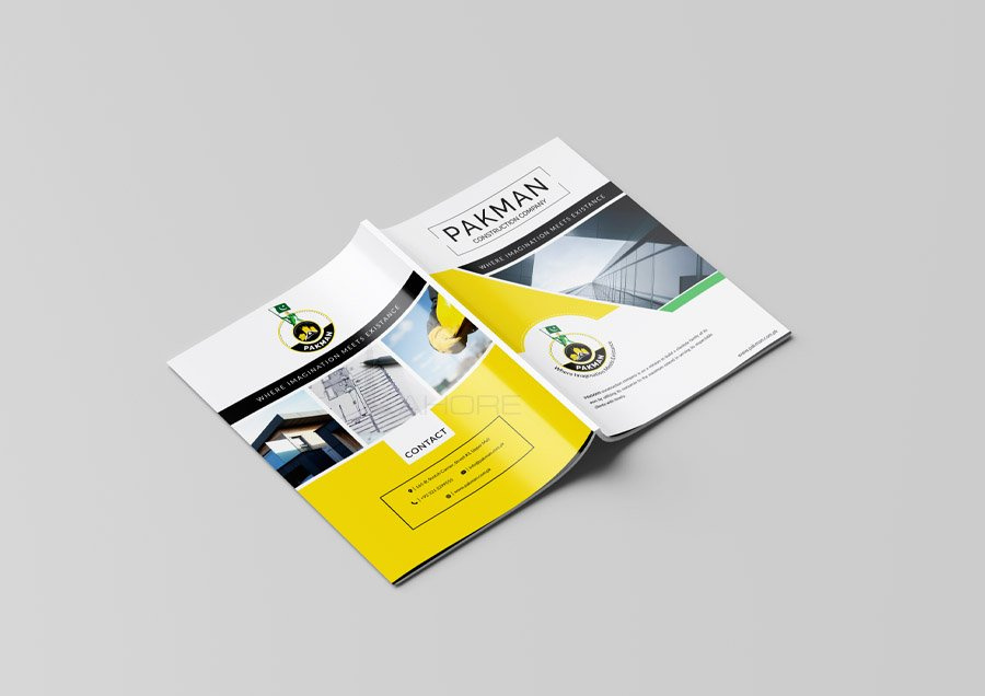 Brochure Design Inner Page 2