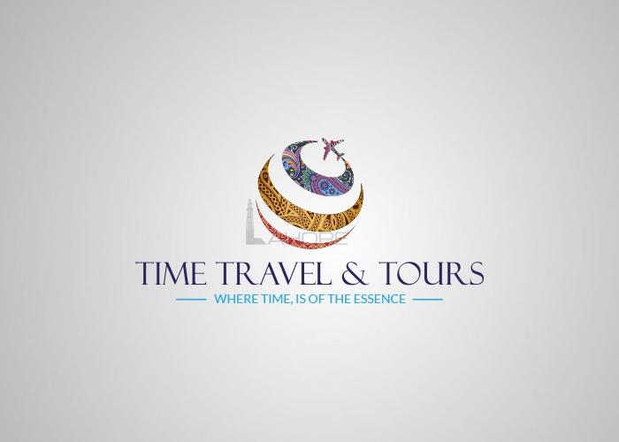 Time Travel & Tours Design