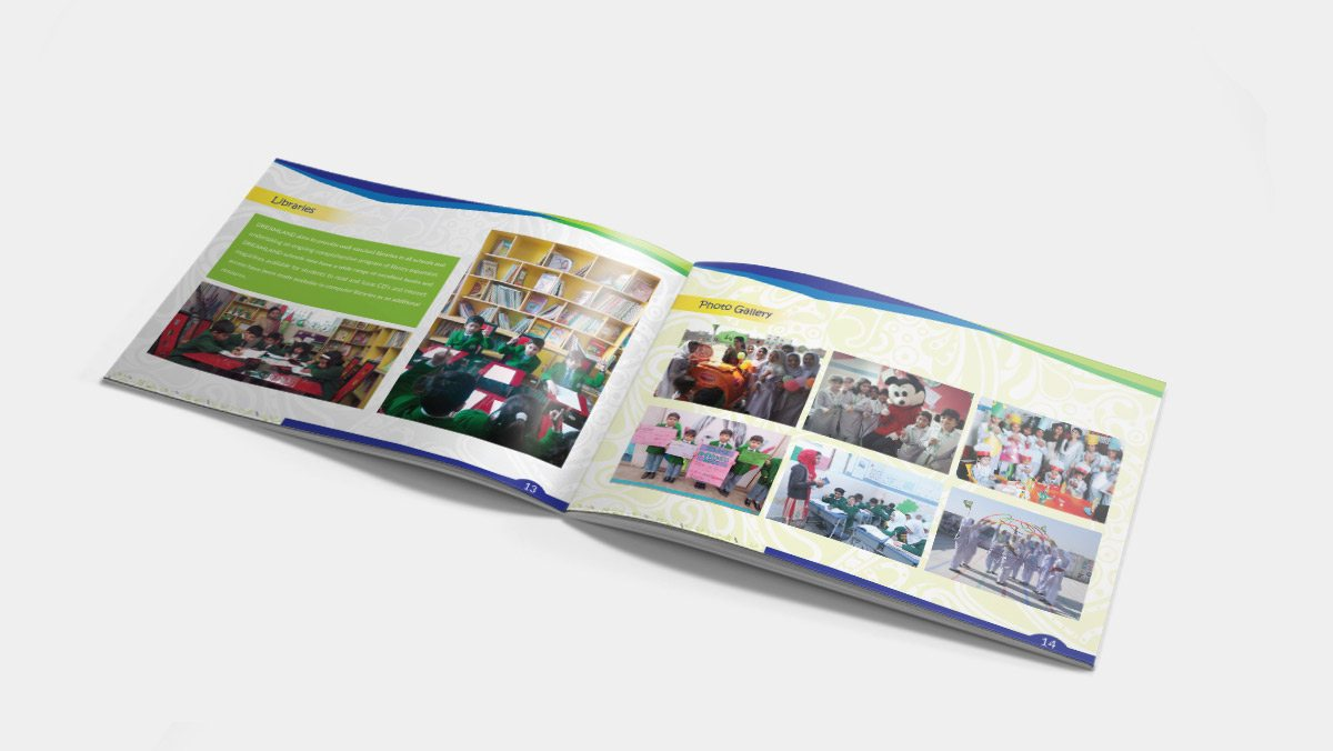 Gallery Page Design