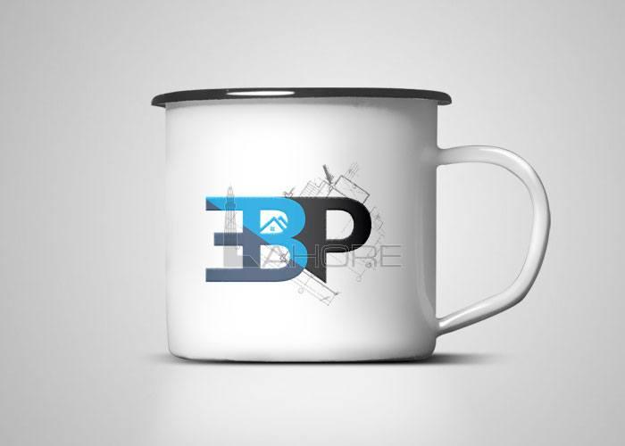 E Building Branding Design