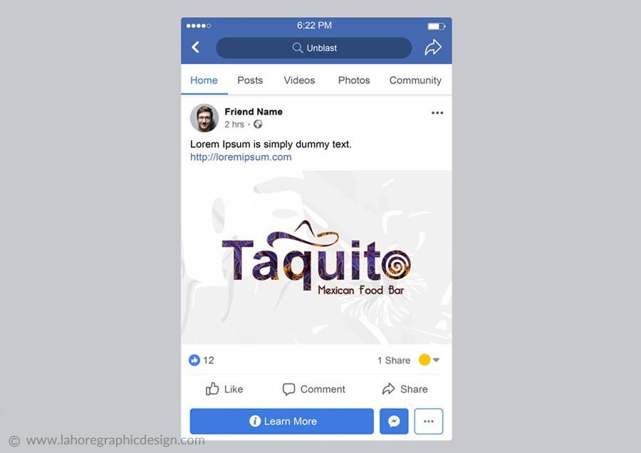 Facebook post 4
