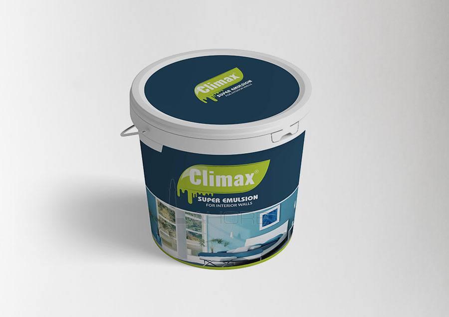 Bucket Packaging Design Option 2