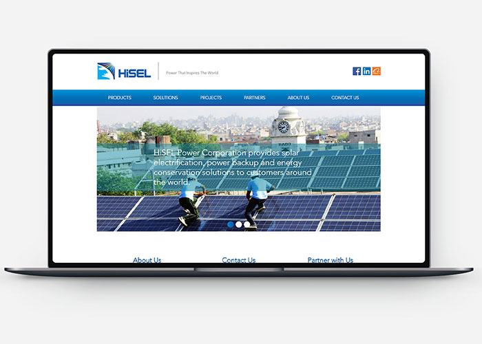 Hisel Power Design