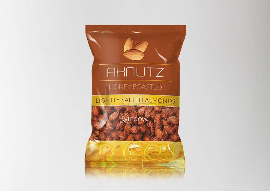 Almonds Packaging Designs