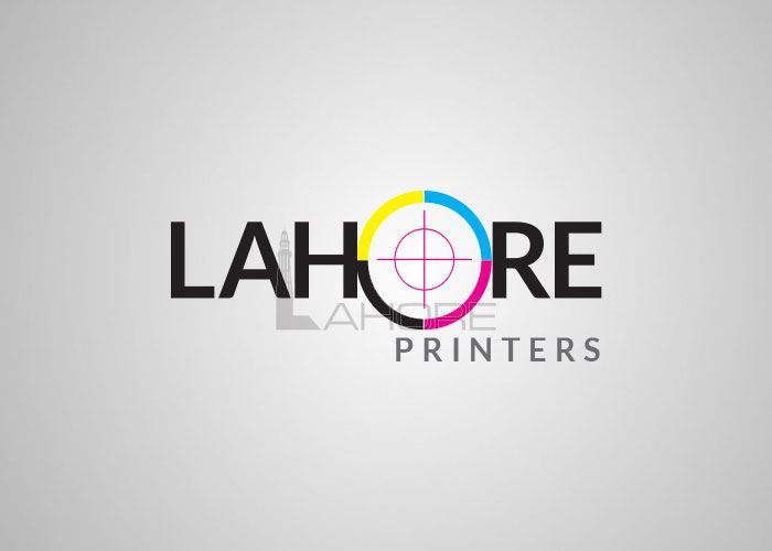 Creative Logo Design for Lahore Printers Design