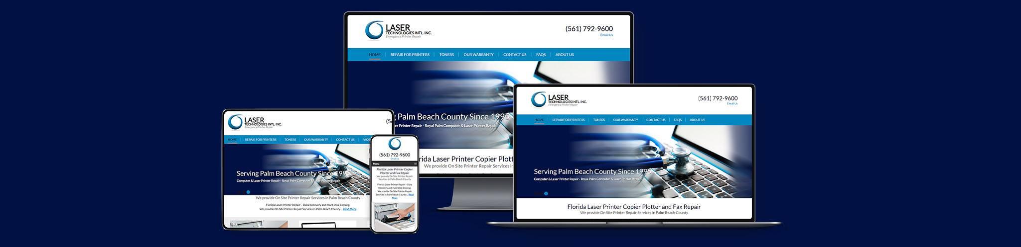 Responsive Web Design Banner