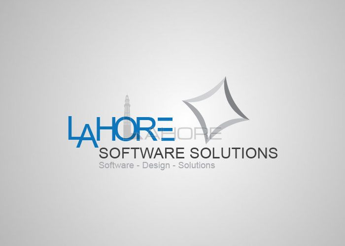 Lahore Software Solutions Branding Design