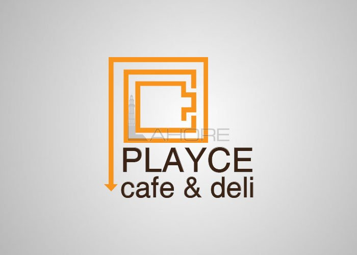 Playce Cafe Branding Design