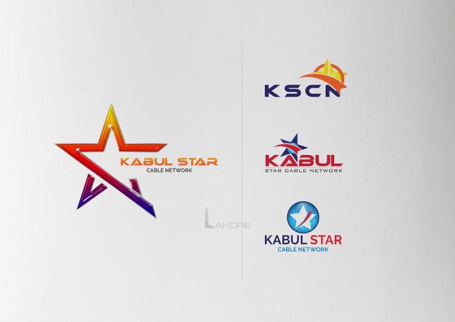 TV cable operator logo design