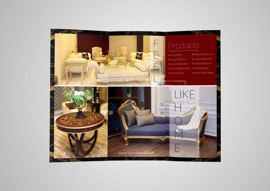 Royal, Luxury Brochure Design