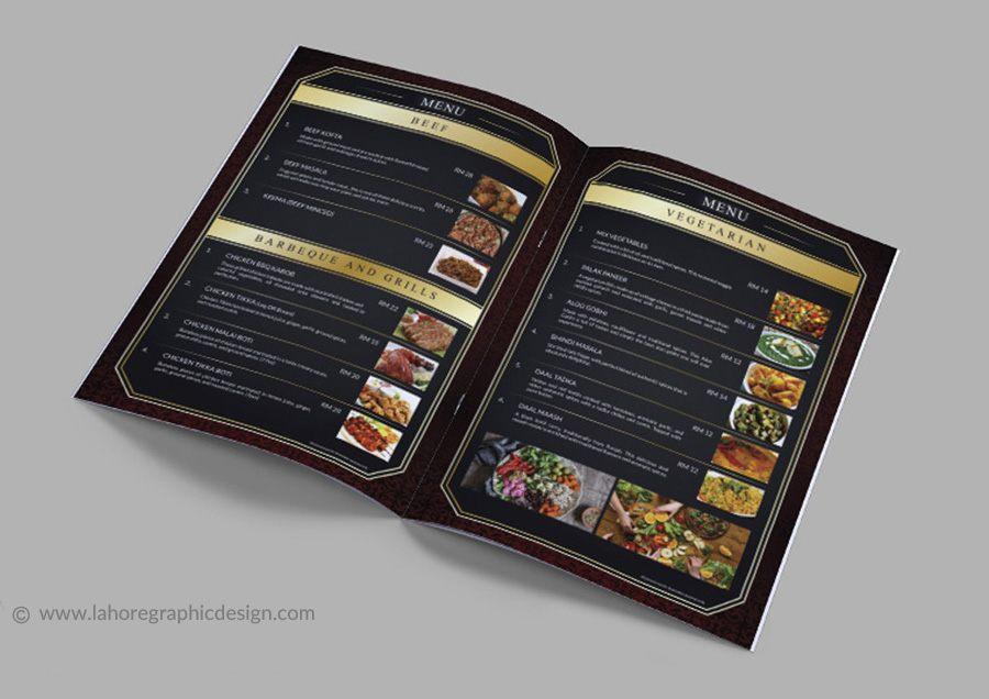 Menu Design Inner Page-4