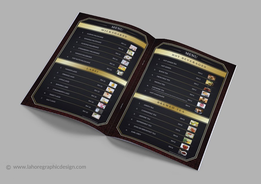 Menu Design Inner Page-6