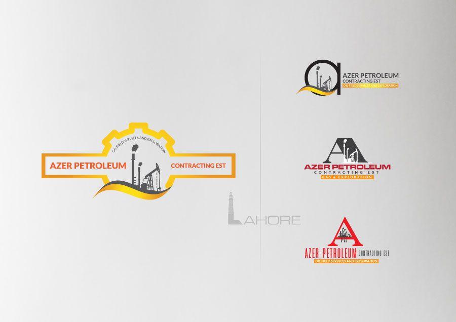 Petroleum Logo Design