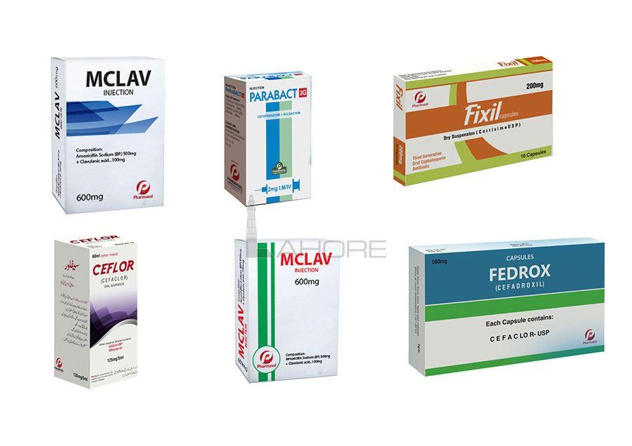 Medicine Pack Designs