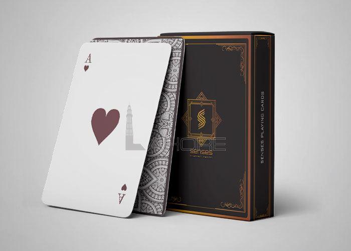 Senses Playing Cards  Design