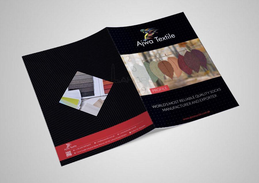 Catalog Outside Page Design