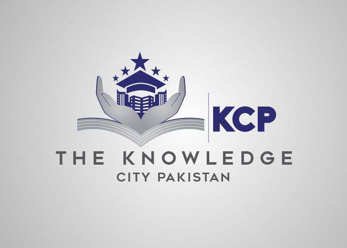 Knowledge City Pakistan Logo Design Design