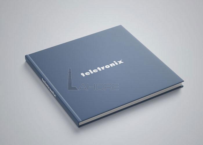 Teletronix Catalog Design Design