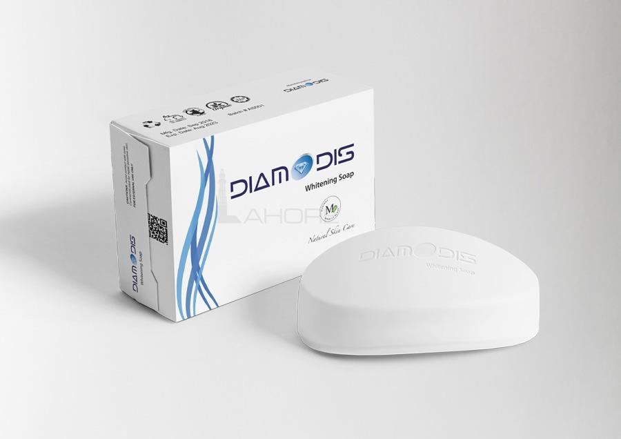 Soap Packaging Design, Cosmetics Corporate Identity