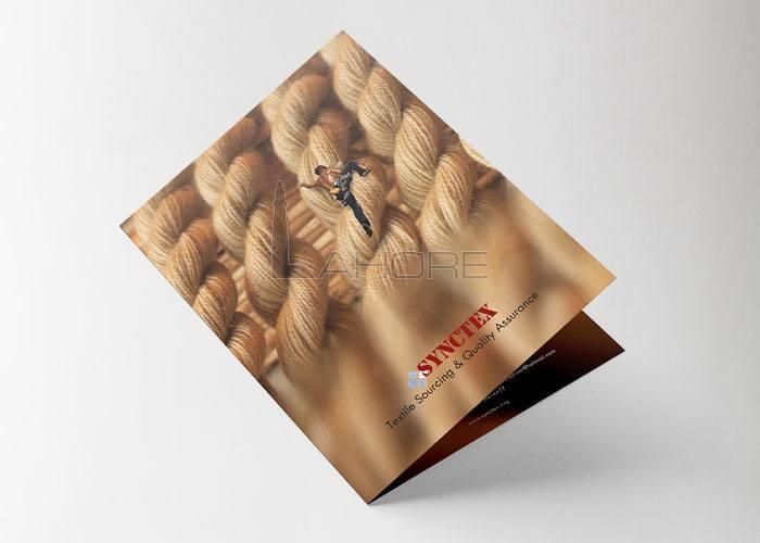 Textile Folder Design Design