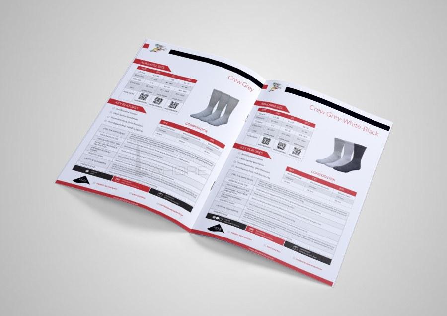 Trifold Brochure Design outside