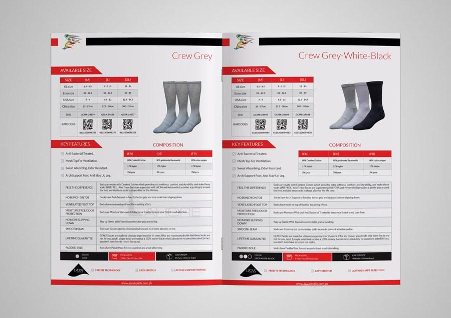 Trifold Brochure Design inside