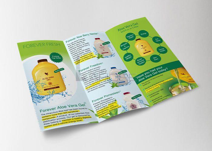 Tri-Fold Brochure Design Design