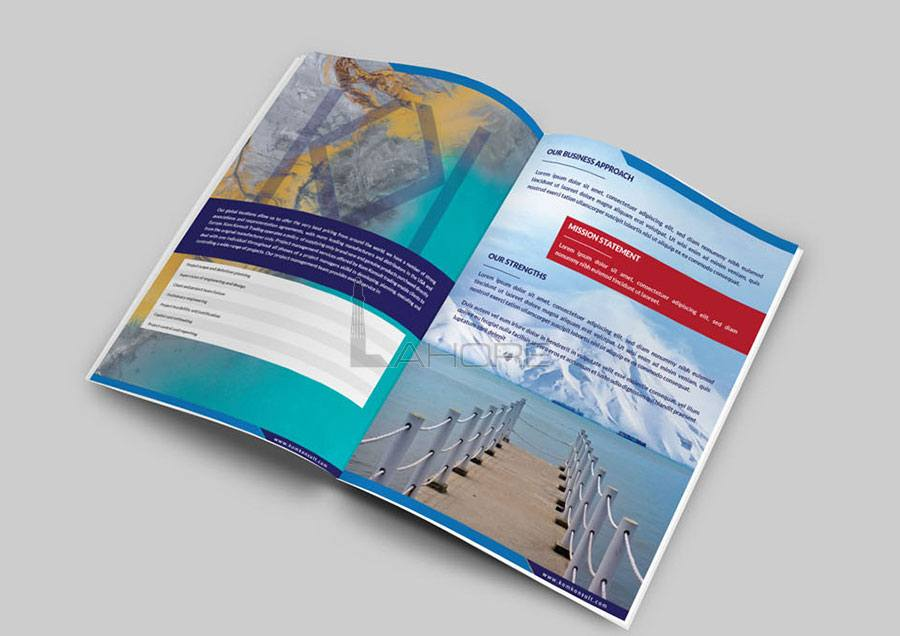Business Profile Design