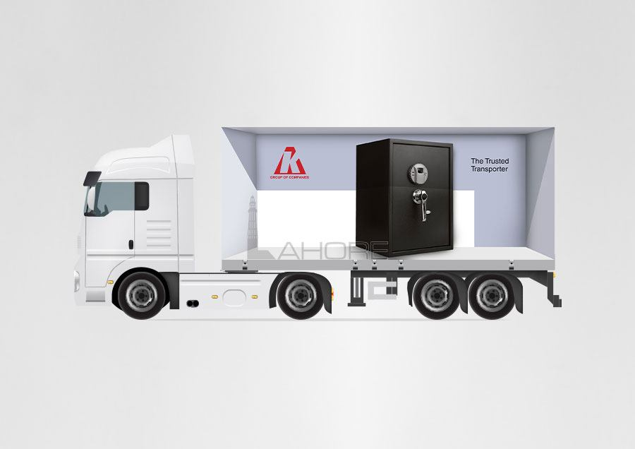Truck Presentation Design