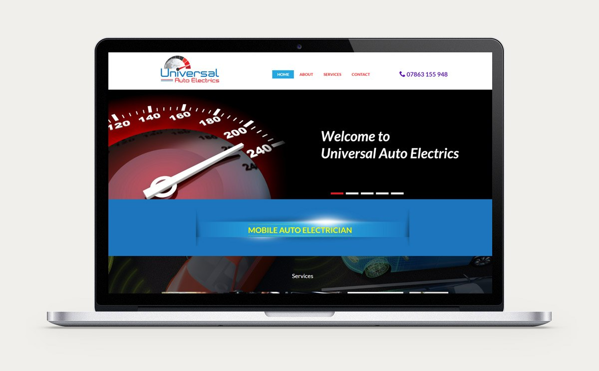 Universal Auto Electrics Design