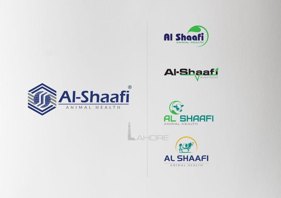 Veterinary firms logo design
