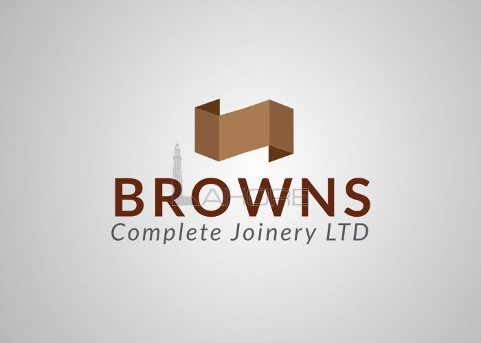 Logo Design for Browns Complete Joinery Design