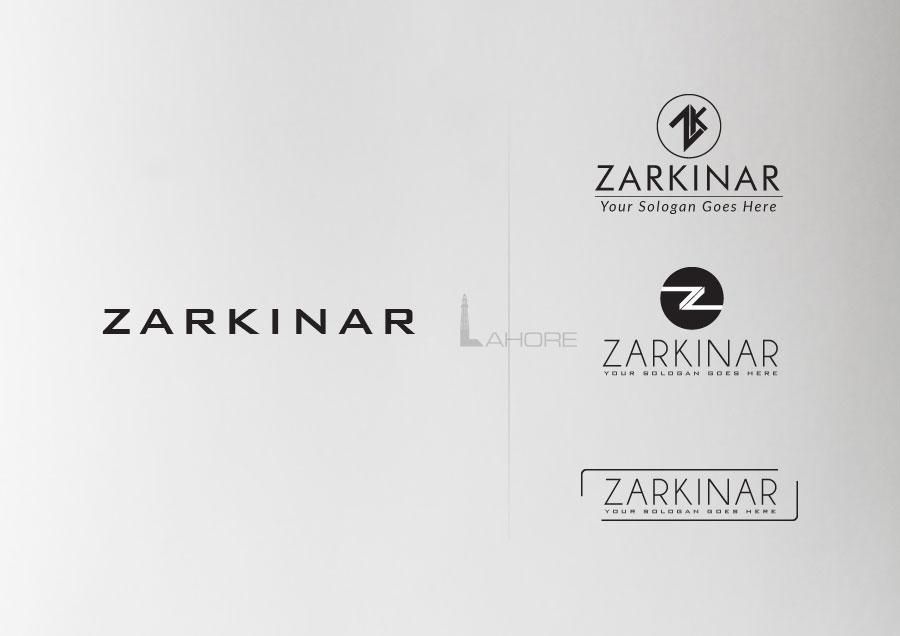 Zarkinar Logo Options